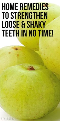 Did you ever have a dream where you lost all your teeth? Apparently these dreams carry symbolic references to transition. Know how to strengthen loose teeth by reading this post
