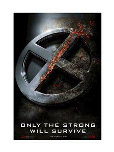 """""""Apenas os fortes sobreviverão"""", anuncia o novo cartaz de X-Men: Apocalipse - Notícias de cinema - AdoroCinema"""
