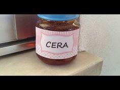 DIY Cera Depilatória Caseira - YouTube