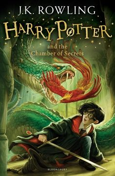 """Harry Potter and the Chamber of Secrets JK Rowling """"'There is a plot, Harry Potter. A plot to make most terrible things happen at Hogwarts School of Witchcraft and Wizardry this year.'&…"""