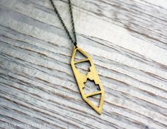 Handcrafted Brass Necklace