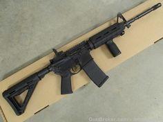 """Colt LE6920MP-B 16"""" M4 AR-15 Magpul MOE 5.56 AR15"""