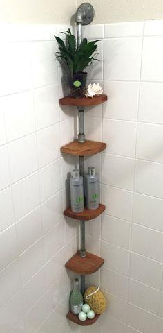 Shower Organization Shelf