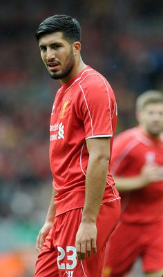 Emre Can - Liverpool v Borussia Dortmund 10th August, 2014 #lfc #liverpool #liverpoolfc #anfield