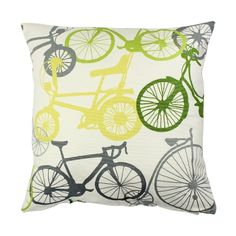 Tour De France Cushion Cover – Spring