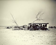 West Texas is an awesome place for anyone looking for wrecked, abandoned, buildings, old cars and desolation - by Lost Kat Photo lostkat.com