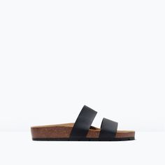 Image 1 of STRAPPY FLAT SANDALS from Zara