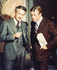 The Sting--Paul Newman, Robert Redford