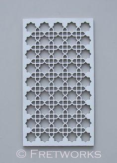 Fretwork Panel Pattern 105 Moroccan Decorative
