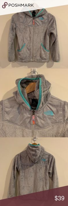 2f498a51f72b Authentic The The North Face Girl Sweater