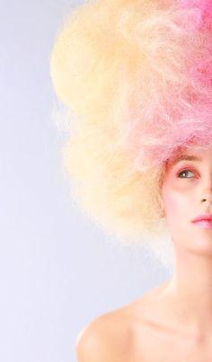 Cotton Candy  Makeup: Me (MakingtheLook)  Hair: Tony J