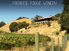 Paradise Ridge Winery, Santa Rosa, California, United States