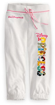 Disney Princess Letter Sweatpants for Girls - Walt Disney World on shopstyle.com