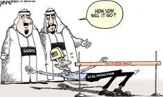 Monitor Political Cartoons: Oil, energy, Saudi Arabia