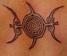 Alifuru tattoo