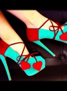 Valentine Hearts Heel Condom,  Accessory, hearts valentines day heel shoe heel, Chic
