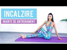 FLEXIBILITATE/ INCALZIRE INAINTE DE ANTRENAMENT/ EXERCITII DE STRETCHING [HD] - YouTube Stretching, Strapless Dress, Summer Dresses, Sports, Youtube, Instagram, Fashion, Strapless Gown, Hs Sports