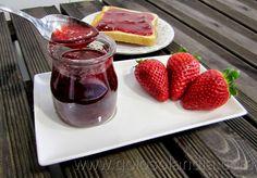 Preparacion Mermelada De Fresa | tu receta casera de mermelada de fresa casera 1 kilogramo de fresas ...