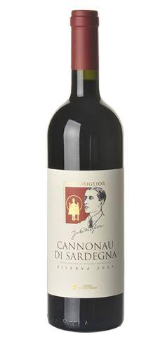 Josto Miglior Riserva 2012, Cannonau di Sardegna DOC. Antichi Poderi di Jerzu - Vini di Sardegna e Cantine - Le Strade del Vino