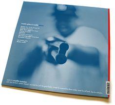 "Freddie Gibbs & Madlib ""Shame"" 12"" back cover (Stones Throw). Designed by Jeff Jank."