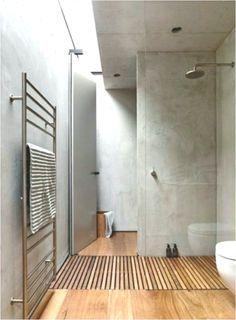 48 Awesome Minimalist Bathroom Design Ideas #texturedwallideas #Awesome #Bathroom #design #ideas #Minimalist #texturedwallideasbathroom #wallideas #wandideen