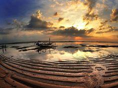 Playa de Bali, fotografía de Tan Kiki Rustandar