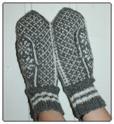 Hjerte GO`H Design: Selbu Norwegian Knitting, H Design, Mittens, Gloves, Winter, Handmade, Norway, Socks, Hats