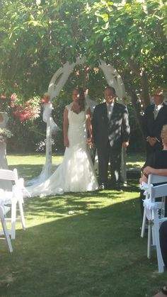 Mr & Mrs Bailey Country Club Wedding, Mr Mrs, Happily Ever After, Wedding Dresses, Fashion, Bride Dresses, Moda, Bridal Gowns, Fashion Styles