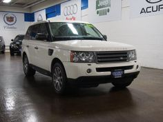 2009 Land Rover Range Rover Sport 4x4 HSE  Designed for almost any driveable surface, this Range Rover is equipped with the Luxury Package, which includes premium leather seats and a Harmon/Kardon audio system and wood grain details. Surround yourself in comfort and performance!  Price: $22,999 Mileage: 62,188 Miles Please visit our website for more information: directautopa.com Leather Seats, Auto Sales, Luxury Packaging, Range Rover Sport, Audio System, Wood Grain, Cars For Sale, Philadelphia, 4x4