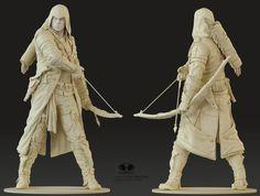 ArtStation - Assassins Creed _MCFarlaneToys, Ali Jalali