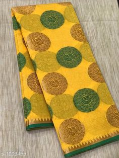 Sarees Stylish Banarasi Cotton Silk Zari Work Saree  *Fabric* Saree - Banarasi Cotton Silk.  *Size* Saree Length - 5.50 Mtr.  *Work* Zari Work  *Sizes Available* Free Size *   Catalog Rating: ★4.1 (1679)  Catalog Name: Vanya Zari Woven Banarasi Cotton Silk Sarees CatalogID_121281 C74-SC1004 Code: 717-1009455-