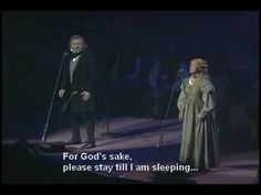 Come to Me-Les Miserables 10th Anniversary Concert. (I swear this is the most tear-jerking song ever written.)