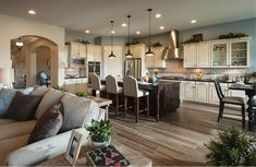 Kitchen Trends in Maracay Homes