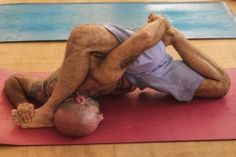 Embracing the Role of the Student – Les Leventhal's Detox Flow #BaliSpiritFest2014