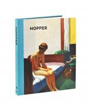 Catalogue of the exhibition Hopper  Ed. Fundación Colección Thyssen-Bornemisza   €39.90  Valeriano Bozal, Caroline Hancock, Tomàs Llorens and Didier Ottinger  216 pages with reproductions of the works full-page and full-color and documentary photographs in black and white in the chronology.  Available only in Spanish Edition.  Hardback
