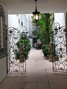 Gates in Paris