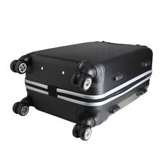 NFL Jacksonville Jaguars Mojo Carry-On Hardcase Spinner Luggage - Black