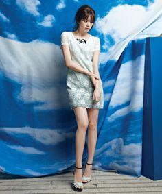 Han Hyo Joo Viki Summer 2013 Look 45