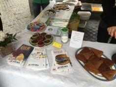 Rückblick auf einen erfolgreichen Vegan-Bake-Sale in Murnau :-)