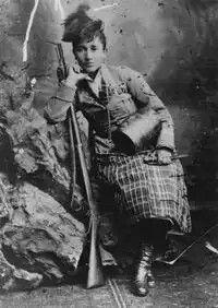 Irene Morales Infante, sargento segundo y cantinera del Ejército de Chile durante la Guerra del Pacífico.