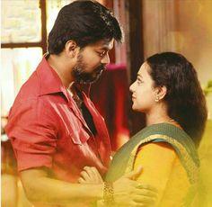 Vijay and Nithya Menon Actor Picture, Actor Photo, Mersal Vijay, Indian Movie Songs, Vijay Actor, Samantha Photos, Tamil Movies, Celebs, Celebrities
