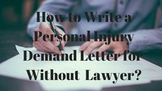 Sample Personal Injury Demand Letter 2019 (Write Without Hiring Lawyer) Perfect Image, Perfect Photo, Love Photos, Cool Pictures, Slip And Fall, Personal Injury, How To Get Money, Lawyer, Thats Not My