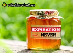 Find Out What Foods Never Expire:  http://www.wholesurvival.com/food/storage/27-foods-that-never-expire