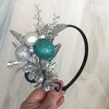 Картинки по запросу felt christmas headbands patterns free
