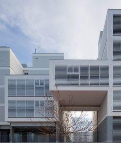 Galeria - Habitação Social em Valleca´s Eco-boulevard / Olalquiaga Arquitectos - 11