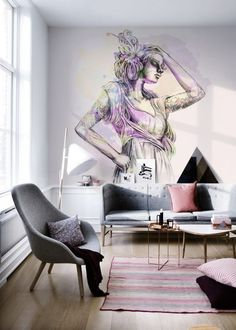 26 Best 19 Cuadros Modernos Para Salon Images On Pinterest - Cuadros-modernos-salon