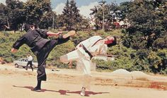 Way Of The Dragon, Dragon Movies, Jeet Kune Do, Bruce Lee Photos, Martial Artist, Mythological Creatures, Film Director, American Actors, Behind The Scenes