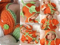 POLLY PUMPKIN Jacket Set  - A real sweetheart of a Halloween set