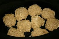 what the uncooked falafel guys look like