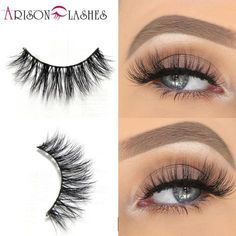 False Eyelashes Glorious 501 2018 New Fashion Real 3d Soft Long Natural Eye Lashes Makeup Thick False Eyelash Extension Freeship Bright Luster Beauty Essentials